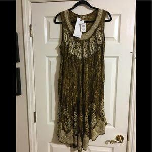 Summery sleeveless dress